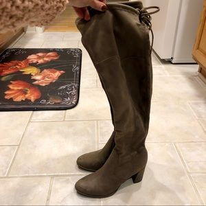 4c4a530ab80 Marc Fisher Shoes - BRAND NEW 6M Marc Fisher Locket Over The Knee Boot